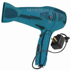 Best Hair Dryer With Retractable Cord Revlon Style and Go Compact Retractable Cord Travel Hair Dryer Review