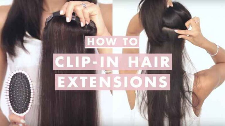 Best Clip In Hair Extensions For Black Hair