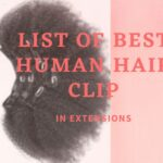 Top Five Best Human Hair Clip in Extensions Reviews Latest