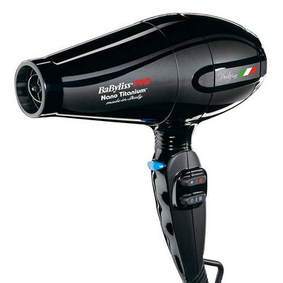 11. Nano Titanium Hair Dryer || BABYLISS PRO