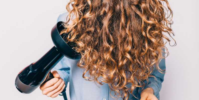 How to Use a Hair Dryer Diffuser
