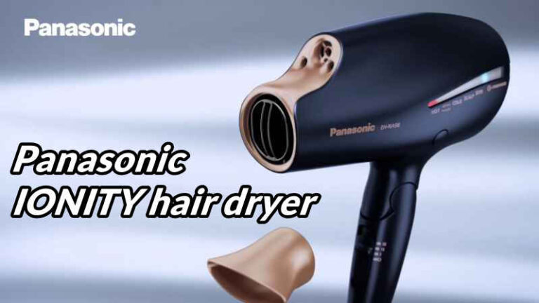Panasonic IONITY Hair Dryer Review 2021 and Complete Guide