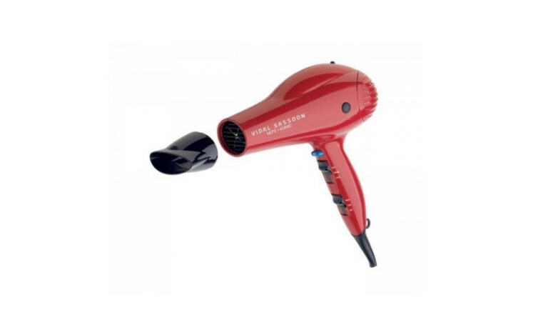 Vidal Sassoon 1875 Ionic Hair Dryer Review 2021 and Full Guide