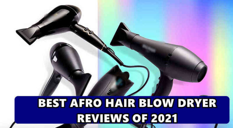 AFRO HAIR BLOW DRYER