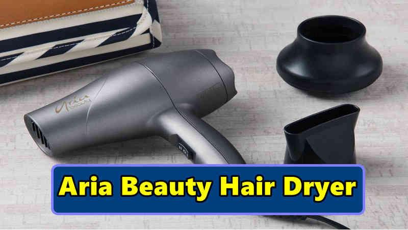 Aria Beauty Hair Dryer