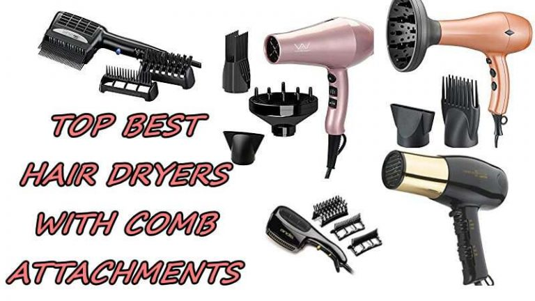 Top 13 Best Hair Dryer with Comb Attachment Review of 2021