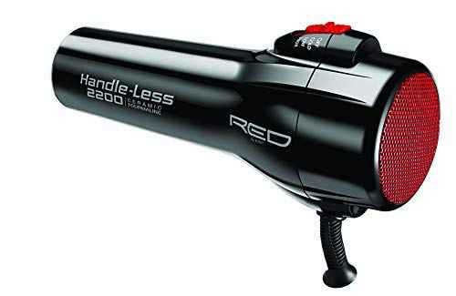handle less blow dryer review